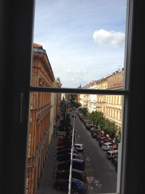 uitzicht... Brno is zoo mooi